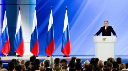 Данные опроса россиян по итогам послания Президента России В.В. Путина Федеральному Собранию