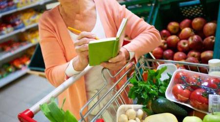 Цены на продукты ожидаемо растут