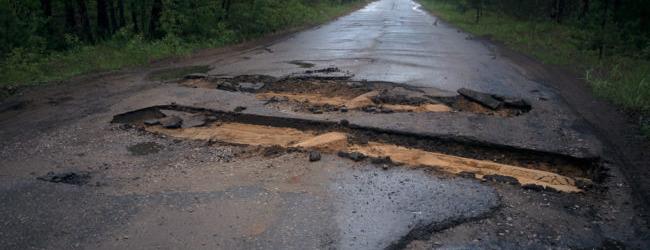 В России две беды: дураки и дороги. С причинами появления второй, кажется, разобрались