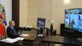 Президенту доложили об «успешном» развитии системы маркировки товаров в РФ