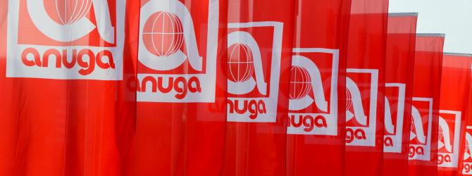 Выставка Anuga включена в список субсидируемых в 2019 году мероприятий