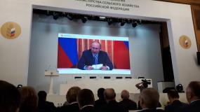 Итоговое заседание коллегии Минсельхоза состоялось 10 апреля