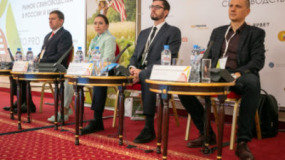 Екатерина Лучкина о проблемах качества мясного сырья на конференции «АГРО.PRO:Свиноводство»