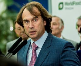 Сергей Лисовский подтвердил выступление на V Всероссийском совещании владельцев и руководителей мясоперерабатывающих предприятий 10 октября