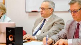 Екатерина Лучкина выступила на научно-практической конференции по вопросам ветеринарии